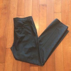 Perry Ellis slim fit dress pant / slacks